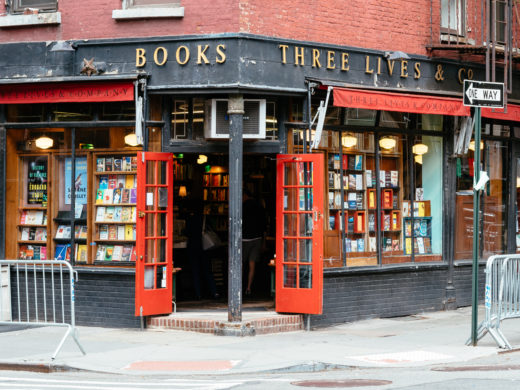 Love Your Bookstore