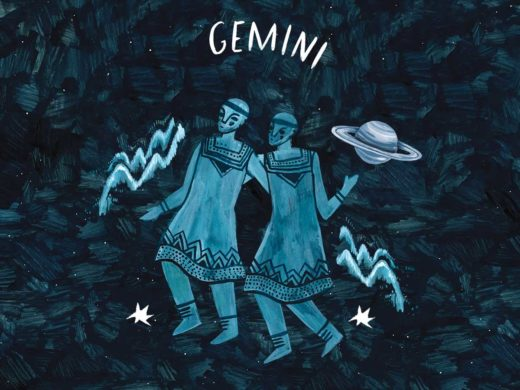book recommendations for geminis