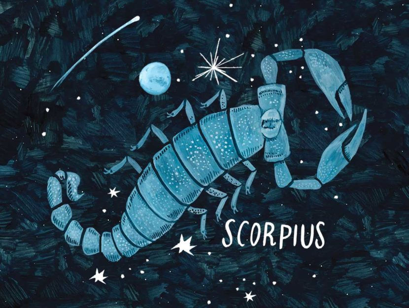 book recommendations for scorpios