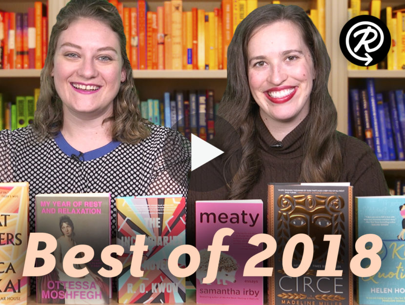 best books 2018