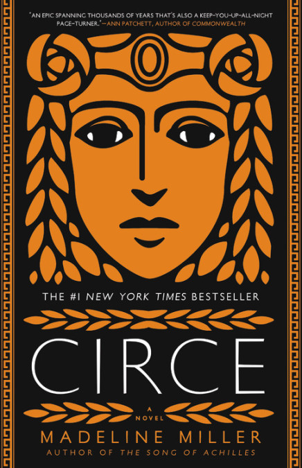 The cover of the book Circe