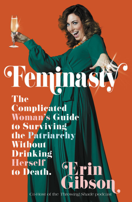 The cover of the book Feminasty