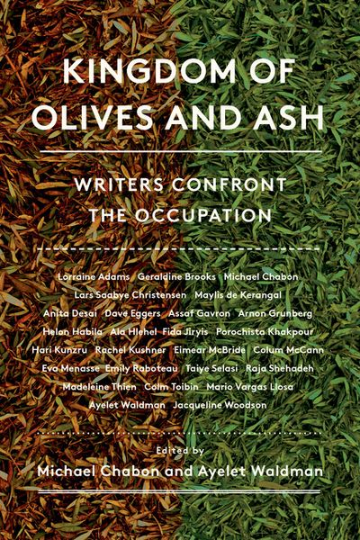 The cover of the book Kingdom of Olives and Ash