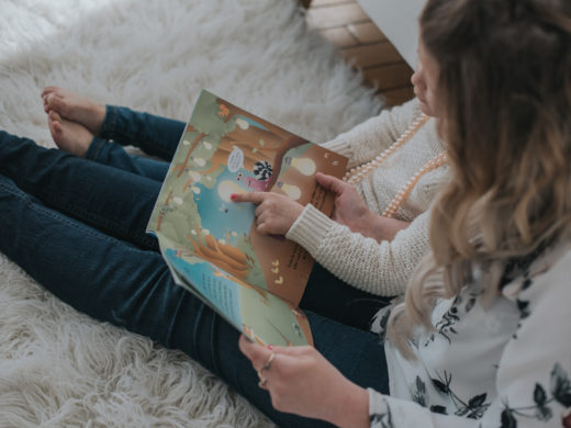 books about nannies