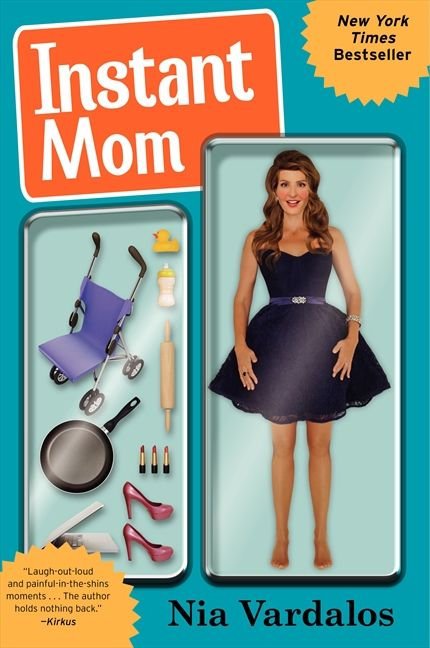 The cover of the book Instant Mom