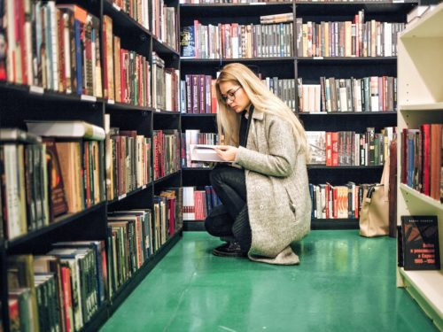 My Lifelong Love Affair with Libraries   Read It Forward