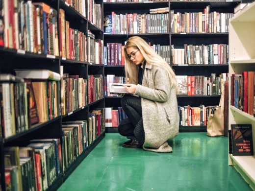 Love Affair with Libraries