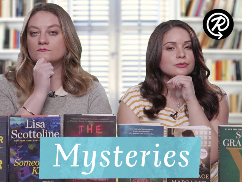 Riveting Mysteries