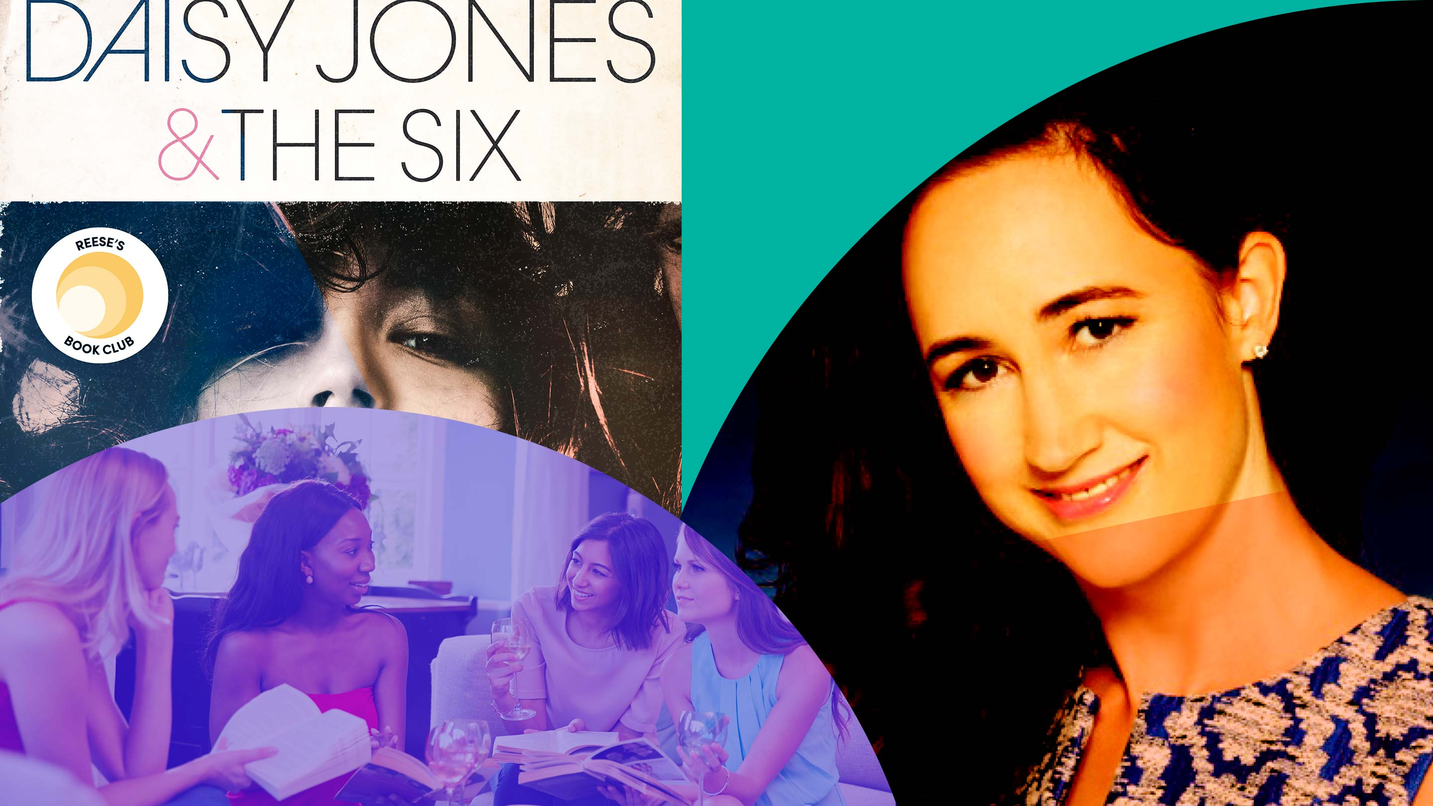 Sophie Kinsella Quote You Can Want And Want And Want But: Sophie Kinsella And Daisy Jones & The Six