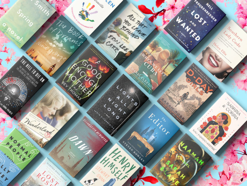 Best April Books 2019