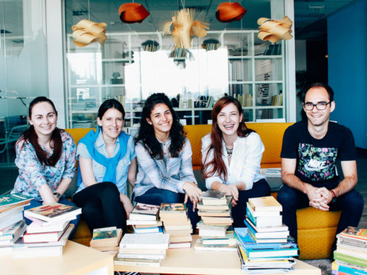 Why Book Clubs Are Saving the World