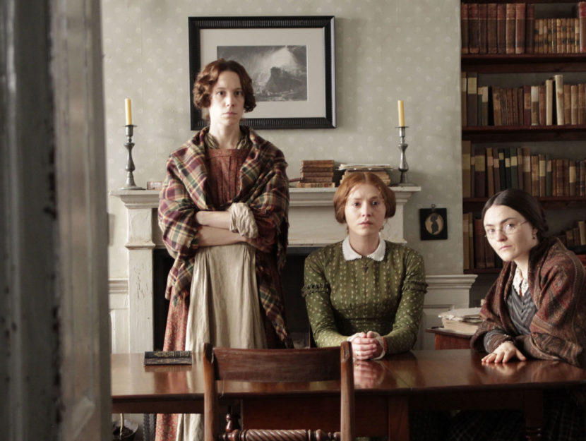 bronte sisters books
