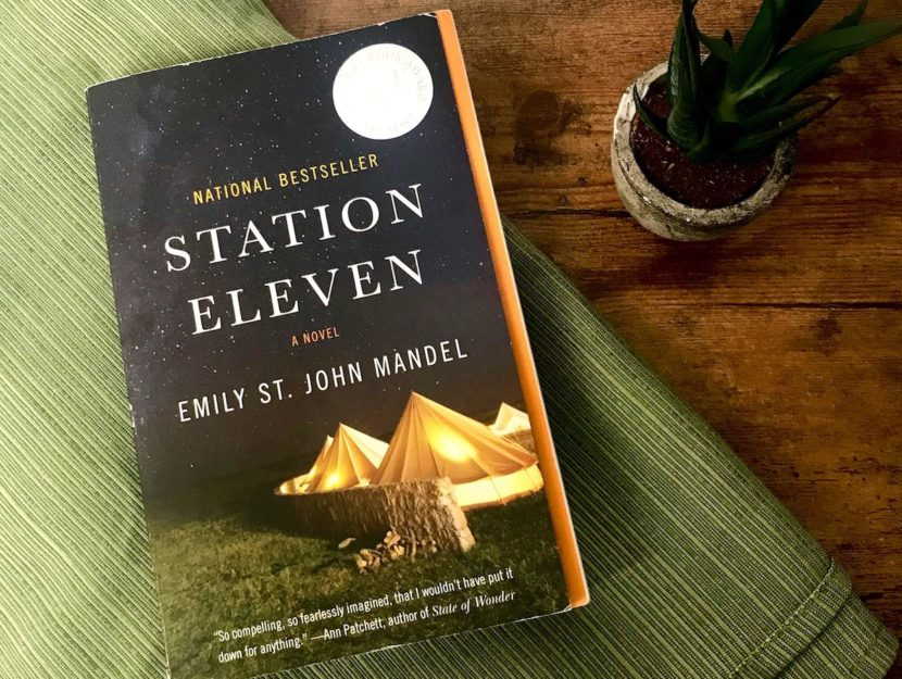 Books Like Station Eleven