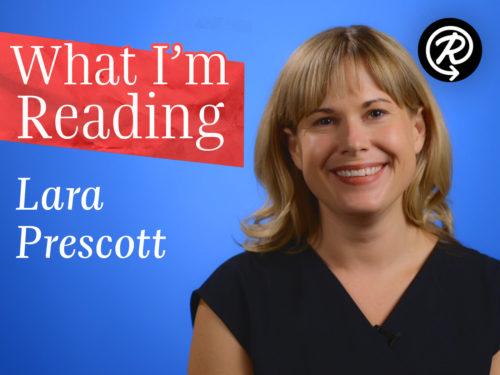 What I'm Reading: Lara Prescott