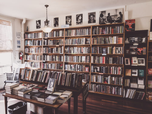 6 Charming Books About Bookstores