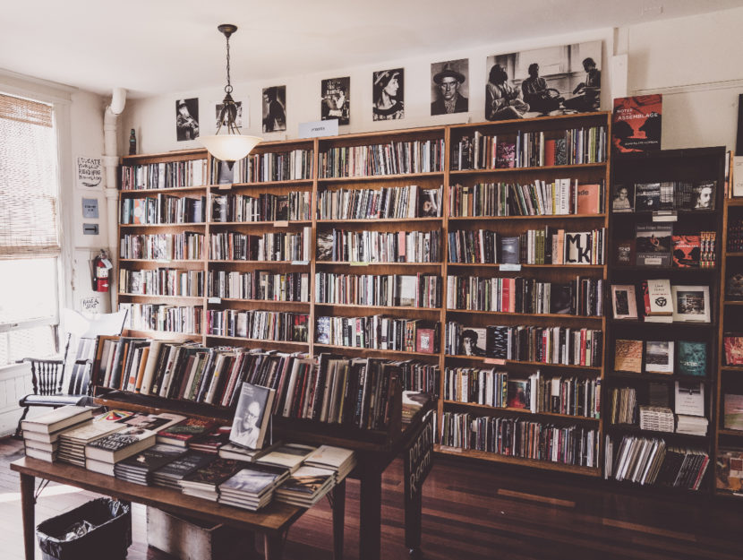 books about bookstores