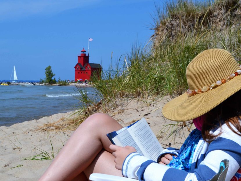 summer vacation reads