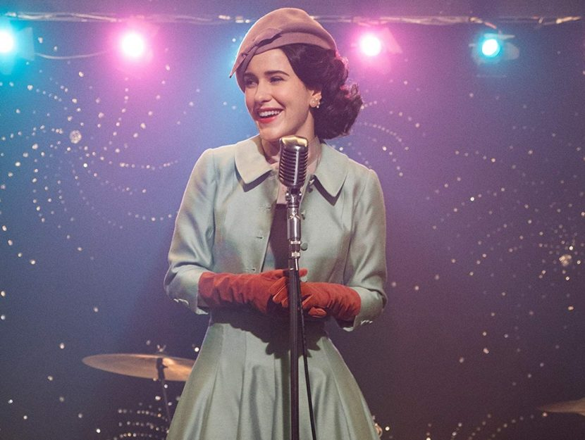 Books Like Marvelous Mrs. Maisel