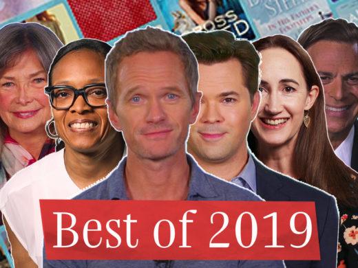 best authors of 2019