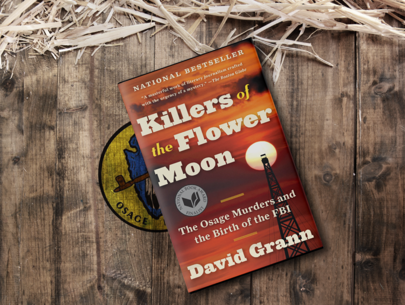Books Like Killers of the Flower Moon