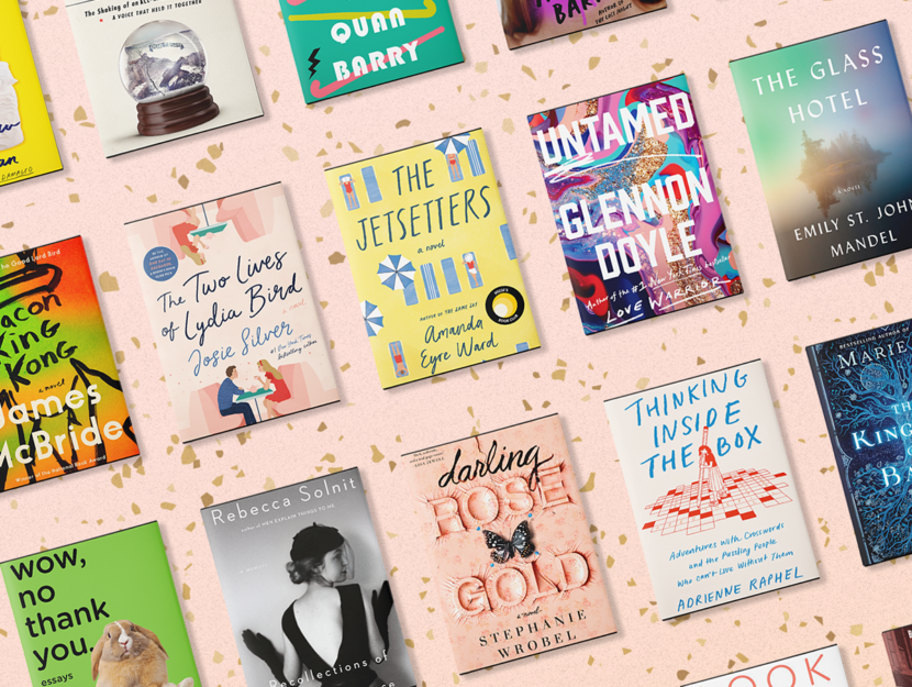 new books March 2020
