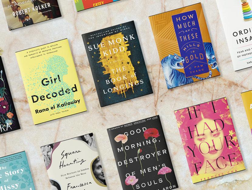 new books April 2020