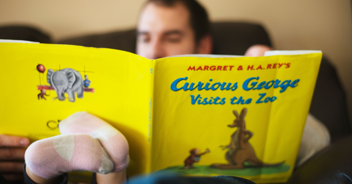 6 Reasons to Revisit Your Favorite Children's Books as an Adult   RIF