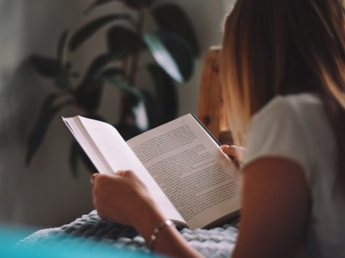 10 Ways to Get Yourself Out of a Reading Slump