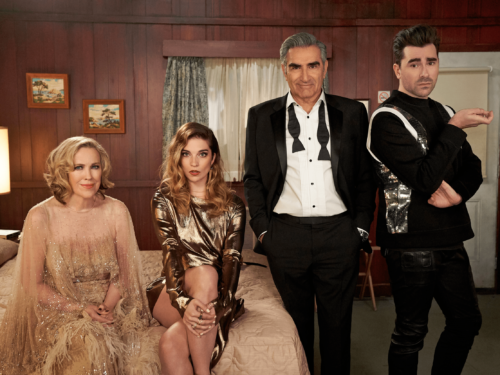 Books to Read if You're Up Schitt's Creek