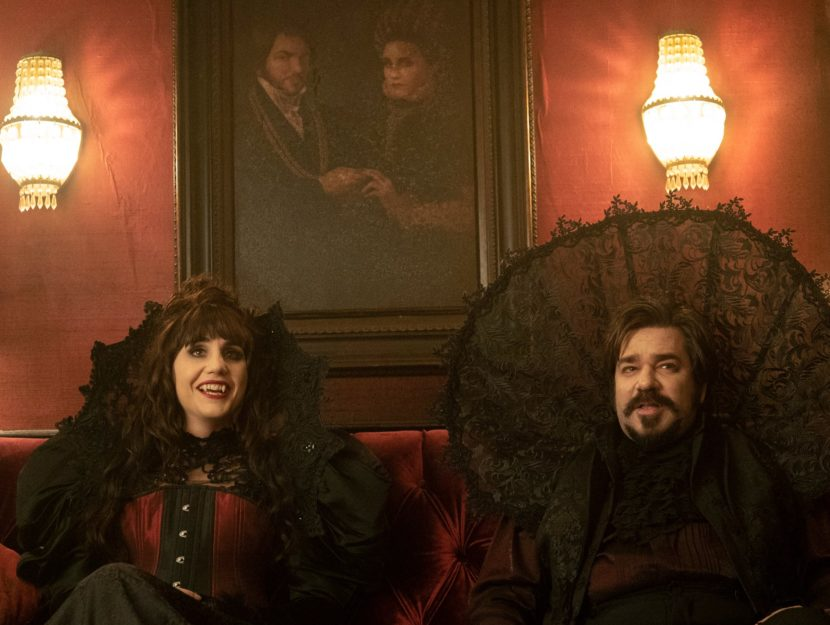 Books for fans of What We Do in the Shadows
